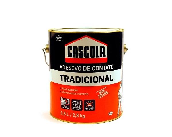 Cascola Tradicional Galão 3,3l – 2,8kg